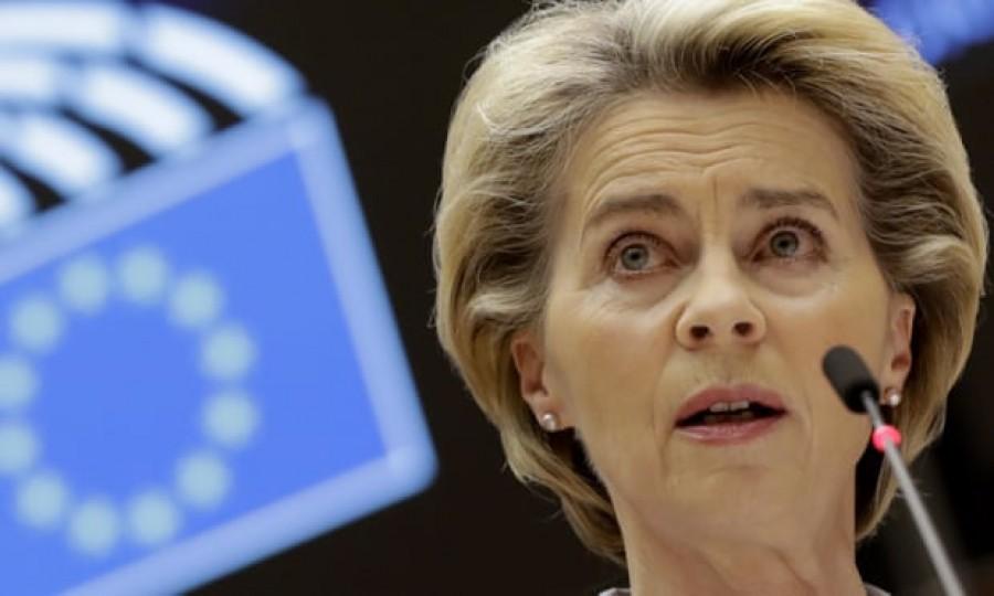 Von der Leyen για Brexit: Η ΕΕ είναι πρόθυμη για τη σύναψη της συμφωνίας με την Βρετανία