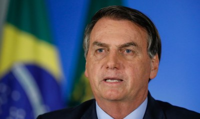 Bolsonaro (Πρόεδρος Βραζιλίας): Δεν θα κάνω το εμβόλιο για τον κορωνοϊό