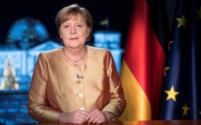 Πανευρωπαϊκή δημοσκόπηση: Σεβασμός στο πρόσωπο της καγκελαρίου Merkel και ανησυχία για το μέλλον