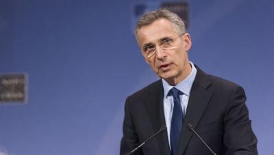 Stoltenberg (ΝΑΤΟ): Συζητάμε συνεργασία με την ΕΕ για την επιχείρηση Ειρήνη στη Λιβύη