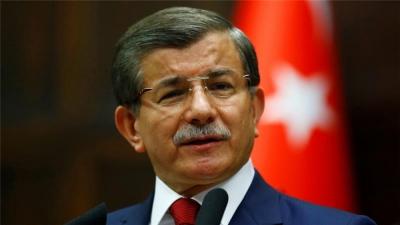 Davutoglu: Όποιος στριμώξει την Τουρκία στην Αττάλεια μέσω Καστελόριζου και Κύπρου... θα αντιδράσουμε έντονα