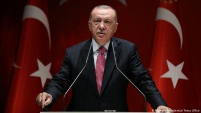 Απειλές Erdogan κατά Κύπρου και Ελλάδας:  Αν χρειαστεί θα επέμβουμε - Συνάντηση με Δένδια εκτός προγράμματος