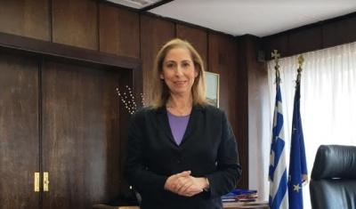 Ξενογιαννακοπούλου: Οι προσλήψεις στο Δημόσιο γίνονται με γνώμονα τις πραγματικές ανάγκες της δημόσιας διοίκησης