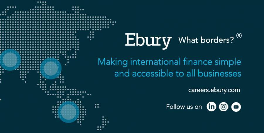 Ebury: Δημιουργεί ενιαία περιφερειακή διεύθυνση για τη Νότια Ευρώπη