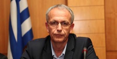 Ρήγας: Ο ρόλος μας δεν είναι να φοβόμαστε την επιθετική κίνηση της Τουρκίας – Ο Αποστολάκης είπε τα αυτονόητα