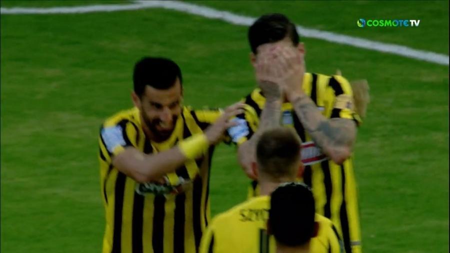 ΟΦΗ – ΑΕΚ 0-2: Ο Τσούμπερ με υπέροχο τρόπο… ξέρανε τον Επασί! (video)