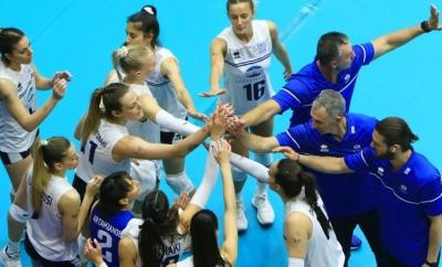 Ελλάδα – Ουκρανία 1-3: Φιλική ήττα για την Εθνική γυναικών
