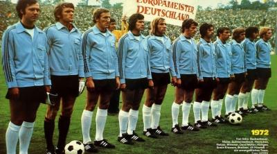Ιστορίες EURO (1972): Οι Νέτσερ, Μπεκενμπάουερ και Μίλερ