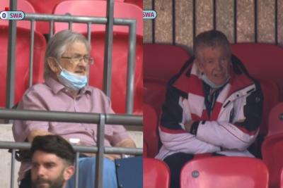 Για αυτούς τους δύο οπαδούς της Μπρέντφορντ, η λύτρωση ήρθε μετά από 74 χρόνια!