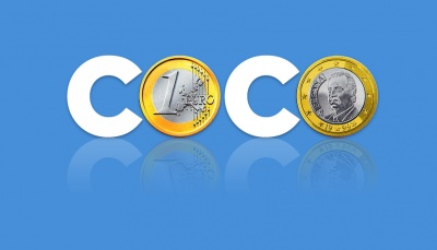 Η τιμή μετατροπής ενός ομολογιακού μετατρέψιμου σε μετοχές Cocos θα είναι στην τρέχουσα ή στην ονομαστική αξία;