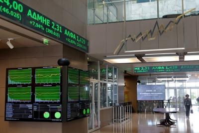 Λίγο μετά το άνοιγμα του ΧΑ – Με το βλέμμα στις 900 μονάδες – Οι τράπεζες στο επίκεντρο