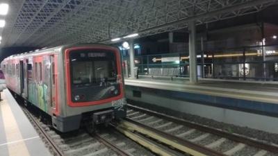 Αποκαταστάθηκε η κυκλοφορία του ηλεκτρικού σιδηρόδρομου, μετά τον εκτροχιασμό συρμού στο Νέο Ηράκλειο