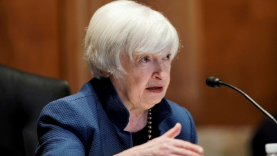 Yellen (ΗΠΑ): Το στέλεχος Delta επιβραδύνει την ανάκαμψη - Το όριο για το χρέος πρέπει να αυξηθεί άμεσα