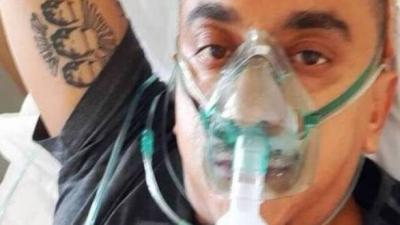 «Ήμουν αρνητής του κορωνοϊού μέχρι που αρρώστησα» λέει 38χρονος μέσα από το νοσοκομείο της Πάτρας