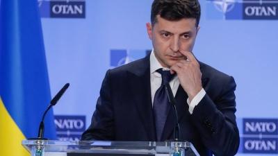 Ουκρανία: Ο Zelensky ζητά την ένταξη της  χώρας του στην ΕΕ και στο ΝΑΤΟ