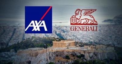 Διεθνές deal 300 εκατομμυρίων ευρώ συζητά η Generali με την ΑΧΑ
