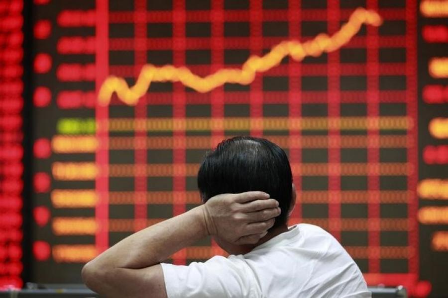 Ασία: Πτώση στις αγορές, στο -2,2% ο Hang Seng - Ο χειρότερος μήνας από τον Μάρτιο 2020