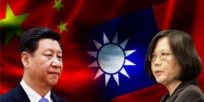 Κλιμακώνεται η ένταση μεταξύ Κίνας και Ταϊβάν - Το Πεκίνο στέλνει δεκάδες πολεμικά αεροπλάνα στον εναέριο χώρο της