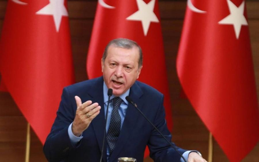 Erdogan: Χωρίς τη συγκατάθεση της Τουρκίας δεν γίνεται κανένα βήμα σε Αιγαίο και Κύπρο