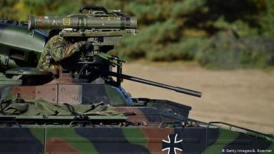 Η Γερμανία «σπάει» το εμπάργκο του ΟΗΕ και στέλνει όπλα στη Λιβύη - 331 εκατ. ευρώ τους τελευταίους 4 μήνες