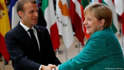 Ημέρα της Ευρώπης: Δηλώσεις αλληλεγγύης και ενότητας από τους 27 της ΕΕ απέναντι στην κρίση του Covid -19