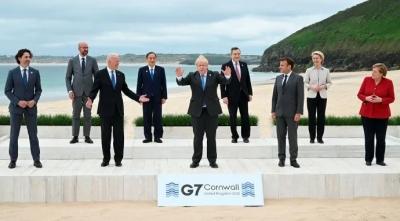 Πιέσεις Biden για δέσμευση των G7 σε ενιαία, σκληρή γραμμή αναχαίτισης της Κίνας