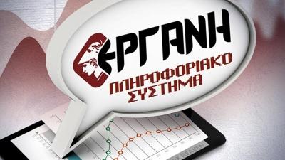 Παράταση στις δηλώσεις των εργοδοτών στην «Εργάνη», λόγω κορωνοϊού
