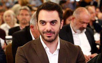 Χριστοδουλάκης: Το ΚΙΝΑΛ χρειάζεται ριζοσπαστική πολιτική ατζέντα, μακριά από ιδεοληψίες και δογματισμούς