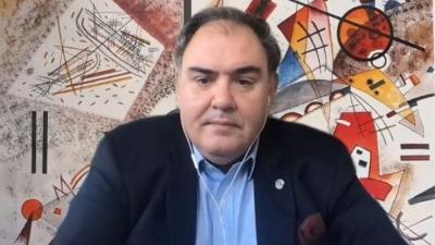 Σαρηγιάννης (Καθηγητής ΑΠΘ): Θα έχουμε 45 θανάτους και 3.500 κρούσματα ημερησίως τον Δεκαπενταύγουστο από τη μετάλλαξη Δέλτα