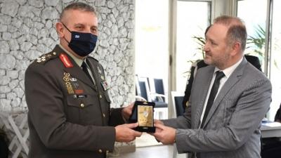 Ολοκληρώθηκε η τριήμερη επίσημη επίσκεψη αρχηγού ΓΕΕΘΑ στην Αίγυπτο