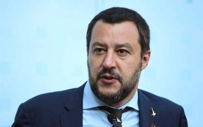 Την απομάκρυνση όλων των μεταναστών από κοινότητα της Ιταλίας αποφάσισε ο Salvini