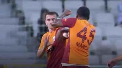 Έντονος καυγάς ανάμεσα σε δύο ποδοσφαιριστές της Γαλατασαράι μέσα στο γήπεδο! (video)