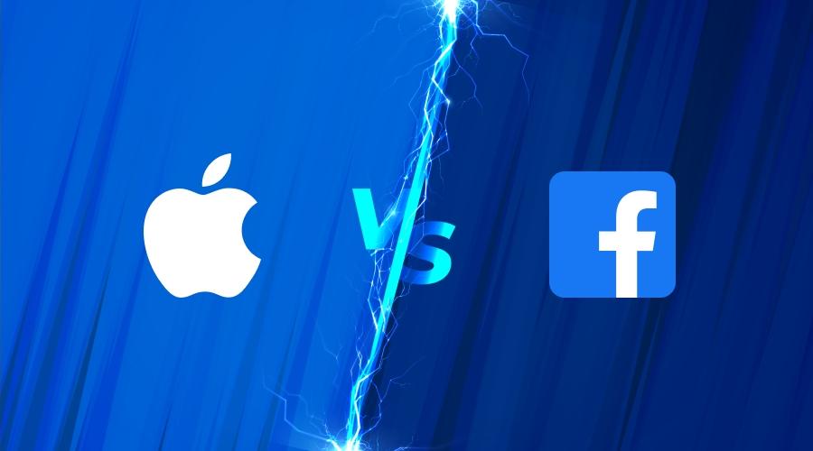 Πόλεμος Apple - Facebook και στην... μέση ο κίνδυνος για την αγορά διαφημίσεων