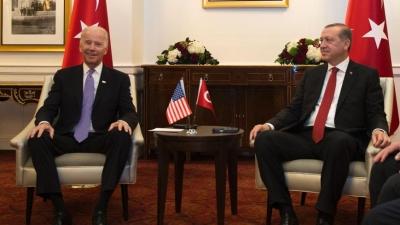 Άνοιγμα Erdogan σε Biden παρά τη Γενοκτονία των Αρμενίων - Το κάλεσμα σε αμερικανικές επιχειρήσεις