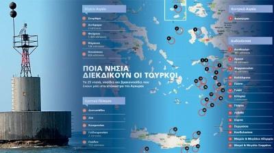 H τουρκική στρατηγική των