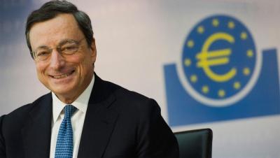 Draghi: Η Ευρωζώνη εξαρτάται από την παγκόσμια οικονομία – Ο πληθωρισμός θα αυξηθεί
