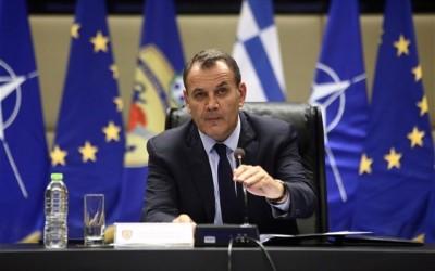 Παναγιωτόπουλος στο ΝΑΤΟ: Καμία συζήτηση με την Τουρκία εν μέσω προκλήσεων