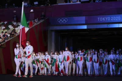 Ολυμπιακοί Αγώνες Τόκιο: Έξι Ιταλοί αθλητές σε καραντίνα