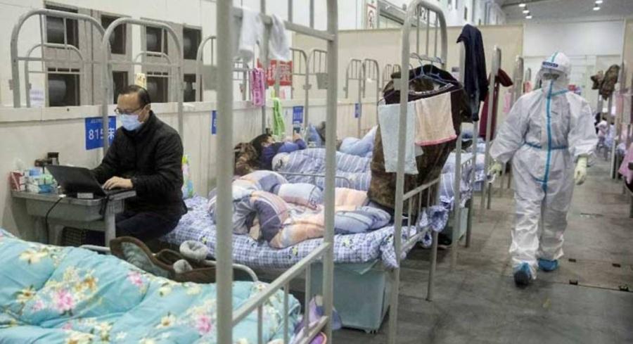 Κορωνοϊός: Αναθεωρήθηκαν προς τα πάνω τα κρούσματα της Τετάρτης (19/2) στην Κίνα