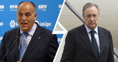 Πρόεδρος ισπανικής Λίγκας: «Ο Φλορεντίνο Πέρεθ κρατά όμηρο την Μπαρτσελόνα»