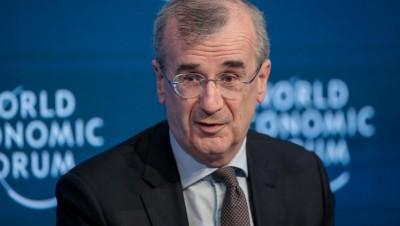 Villeroy (ΕΚΤ): Χαλαρή νομισματική πολιτική έως ότου επιτευχθεί ο στόχος του πληθωρισμού