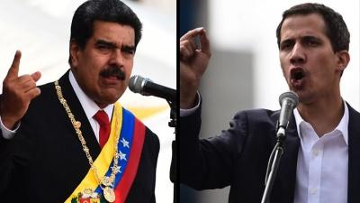 Βενεζουέλα: Συνάντηση αντιπροσώπων των Maduro – Guaido για διπλωματική λύση στην πολιτική κρίση