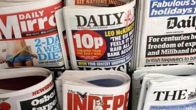 Βρετανικός Τύπος: Σε πλήρη κατάρρευση η κυβέρνηση May - Πιθανό το ενδεχόμενο πρόωρων εκλογών