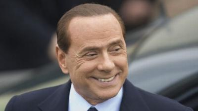 Berlusconi: «Όχι» σε κυβέρνηση εθνικής ενότητας ή ειδικού σκοπού