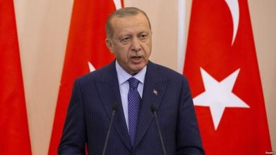 O Erdogan για τα κίτρινα γιλέκα: Η Ευρώπη απέτυχε στη δημοκρατία και τα δικαιώματα