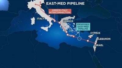 Times of Israel: Η Breda Shaffer (Georgetown University) αποδομεί τον East Med και θεωρεί λάθος την απομόνωση της Τουρκίας