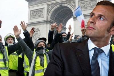 Ευρώπη: Τα γαλλικά «κίτρινα γιλέκα» αντιπροσωπεύουν μία θυμωμένη μεσαία τάξη - Τα λάθη του Macron