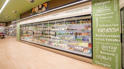 Βιολογικό Χωριό: Ανανεώθηκε το κατάστημα στο Νέο Ηράκλειο