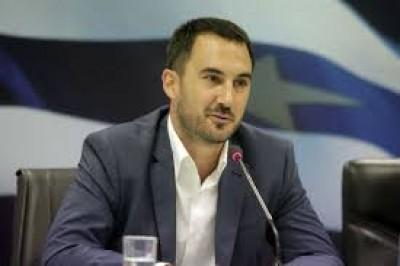 Χαρίτσης: Η κυβέρνηση θα έπρεπε ήδη να έχει διεκδικήσει έμπρακτη στήριξη από την ΕΕ στο θέμα της Τουρκίας