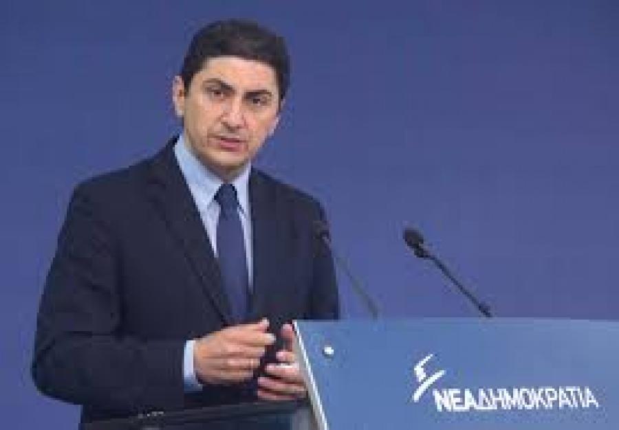 Αυγενάκης (ΝΔ): Με τις τριπλές εκλογές η κυβέρνηση υπονομεύει την Αυτοδιοίκηση και κανιβαλίζει τους θεσμούς